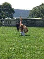Dancing in the streets—and parks