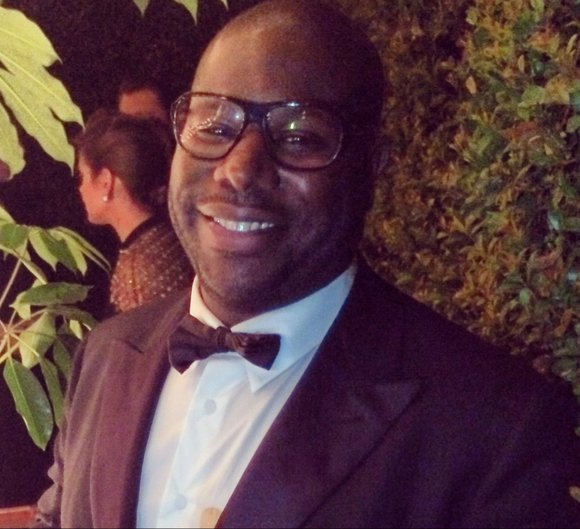 Steve McQueen shares his thoughts on Harlem after recent casting call.