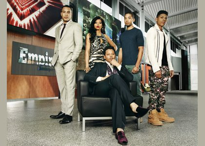 "Fox's ""Empire"" finally fell, but not by much."