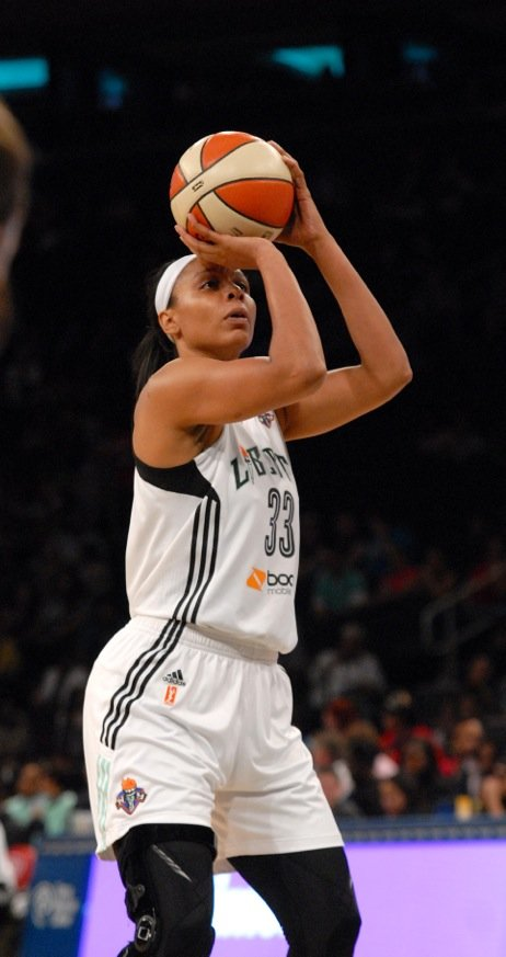 It's been a hard fought, somewhat disappointing preseason for the New York Liberty.