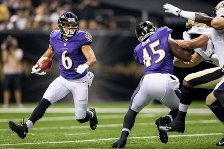 The Baltimore Ravens will have an even more local flavor to them now that Clarksville native Michael Campanaro is on ...