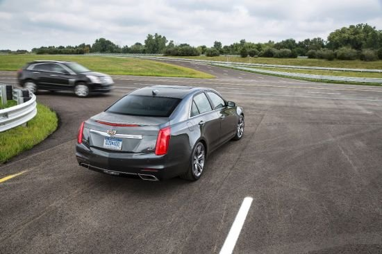 """Cadillac will begin offering advanced """"intelligent and connected"""" vehicle technologies on certain 2017 model year vehicles."""