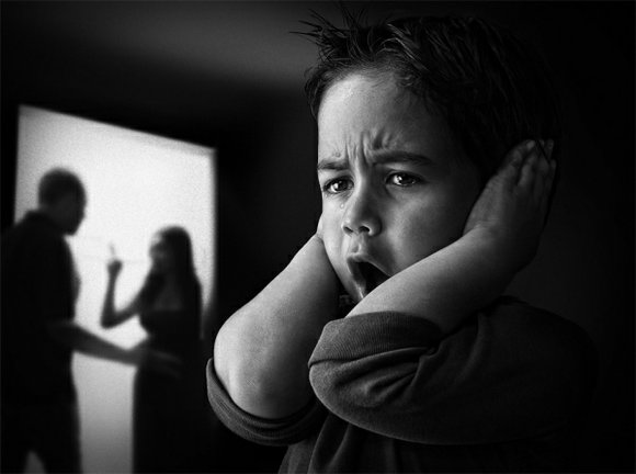 More than 3 million children witness domestic violence every year, according to estimates.