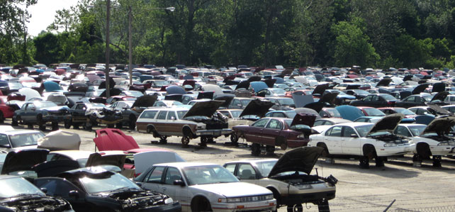 Council to vote on controversial auto salvage yard Tuesday ...