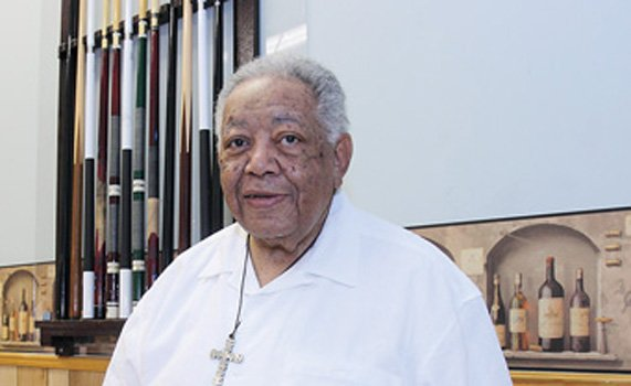 Norvell K. Robinson Sr., a member of Club 533, shown attending an event there in 2012.