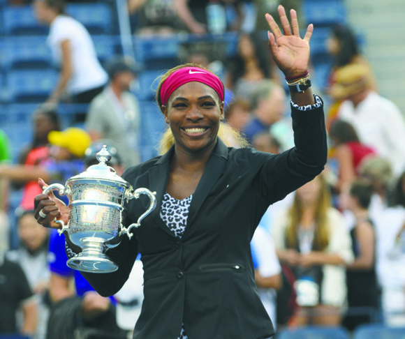 While many deep-pocketed philanthropists and celebrities will write checks to support worthy causes, Tennis megastar Serena Williams routinely goes the ...