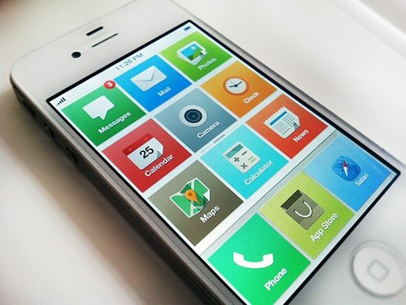iOS 8, Apple's new mobile operating system, rolls out Wednesday.