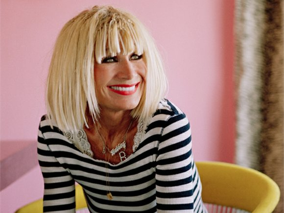 Meet BETSEY JOHNSON, fabulous fashion icon, hosted by celebrity blogger and TV personality MICAH JESSE.