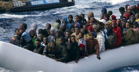 Approximately 500 refugees are feared dead after their vessel was rammed by traffickers in icy Mediterranean waters, according to two ...