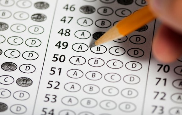 The rising scores are viewed as good news as the district makes the switch to Common Core State Learning Standards, ...