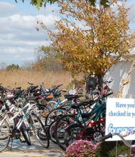 """The deadline to pre-register online for the Forest Preserve District of Will County's """"Cruise the Creek"""" is noon on Oct. 2. The free bike ride and festival will take place from noon to 4 p.m. on Oct. 4 at Hickory Creek Barrens in New Lenox."""