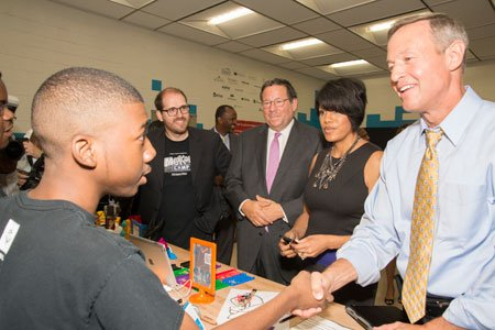 Comcast continues to make significant strides in closing the digital divide. On September 22, 2014, Comcast hosted a special event ...
