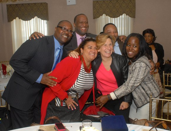 The New York Amsterdam News held its fourth annual Labor Breakfast last Thursday at the Alhambra Ballroom in Harlem.