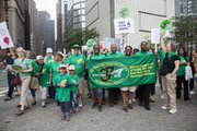 Climate is the name of the game: Marchers takes over NYC