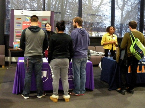 As many as 20 university representatives will be on hand to explain the programs that Joliet Junior College students can ...