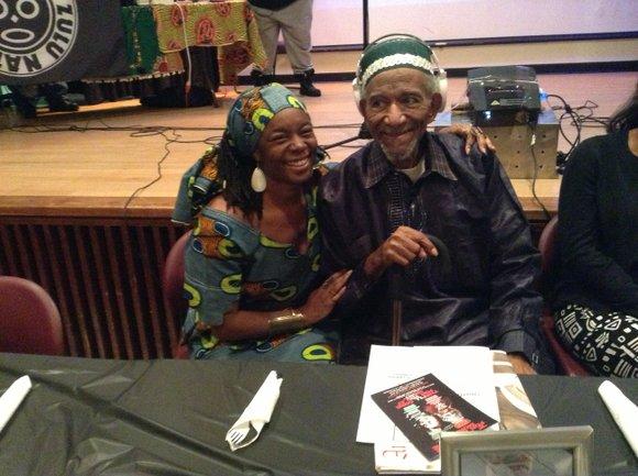 Herman Ferguson was never a braggadocios man. But on Thursday Sept 25, 2014 – when the 93-year-old lifelong international activist ...
