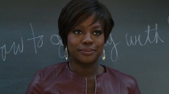"Gather 'round, students: ""How to Get Away with Murder's"" Viola Davis is teaching a lesson in how to win a ..."