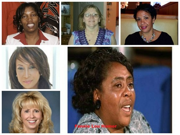 The 19th annual Fannie Lou Hamer Awards Reception will be held on Sunday, October 5, 2014 in the Frances Scott ...