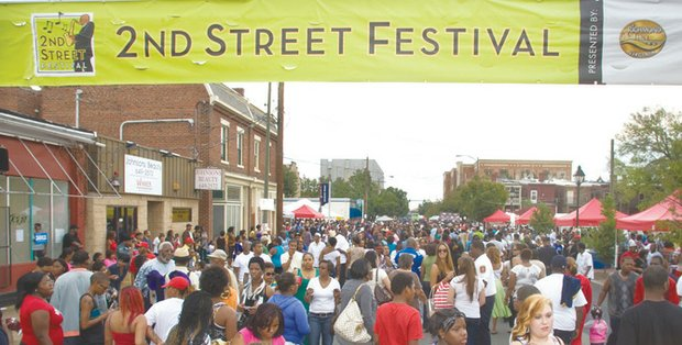 Views of 2nd Street Festival 2013