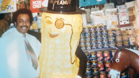 """He was known throughout the community as """"The Peanut Man."""" But to those who knew and loved him best, Jack ..."""