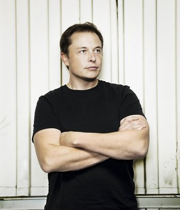 The optimism from Musk is even more shocking since Tesla's stock plunged 7% Thursday morning after the company reported a ...