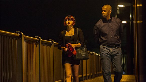 Denzel Washington reteams with his Training Day director Antoine Fuqua in the action thriller, The Equalizer.