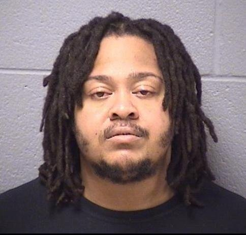 Joliet police say Justin Underwood was responsible for an accident at Bronk Road and Mallard Lane that seriously injured two ...