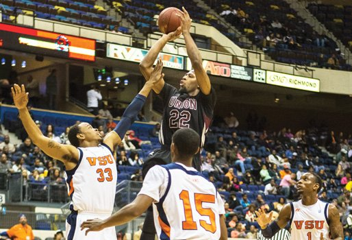 Virginia State University has been picked to finish third and Virginia Union University fourth in this season's CIAA Northern Division ...