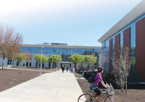 Portland Community College is opening up a fourth comprehensive campus, and Portlanders are invited to check out the new digs ...