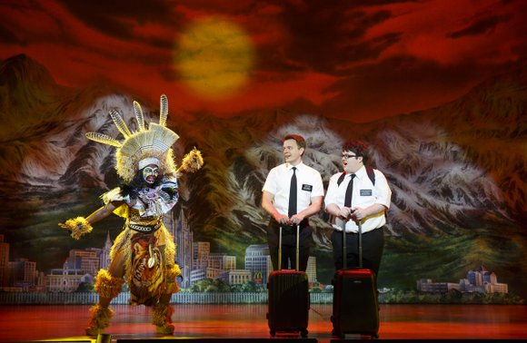 Back by popular demand, THE BOOK OF MORMON, which played a record breaking two week run in 2013 returns to ...