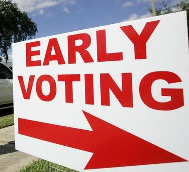 Several spots in our readership area let you skip the polling place to cast your ballot on your own timetable; ...