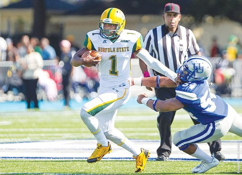Terrance Ervin is among the most successful quarterbacks in state high school football history. Now it seems he has carried ...