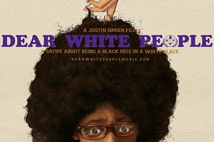 """Dear White People satirizes on the black experience in a """"post-racial"""" society."""