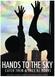 Movie poster for Hands to the Sky.