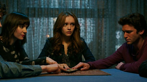 <strong>Ouija</strong> (PG-13 for disturbing violence, frightening images and mature themes) Horror flick about a tight-knit group of teens who unwittingly ...