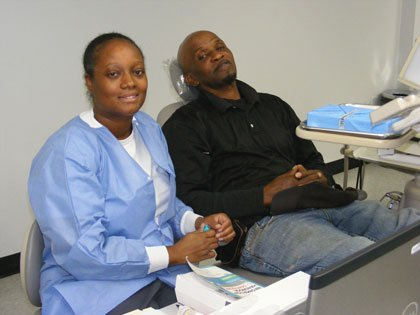 It was a busy week for students in the Baltimore City Community College (BCCC) Dental Hygiene Program as the annual ...