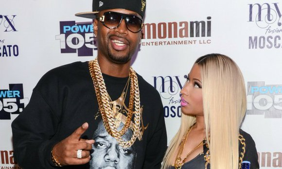 Safaree Samuels reportedly plans to sue Nicki Minaj for huge profits off her last three albums.