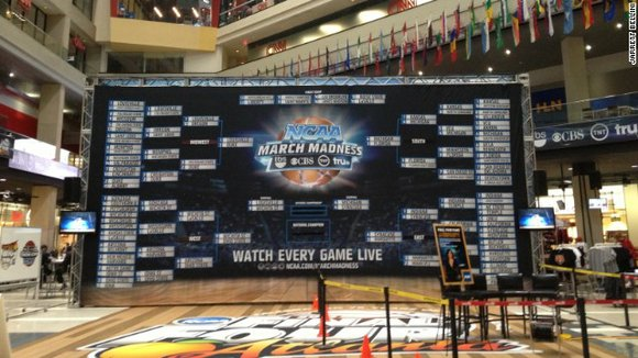 Here's some background information about the NCAA Men's Basketball Tournament.