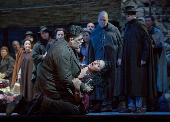 Director Richard Eyre strikes again with a sizzling production of Bizet's Carmen. Mezzo Soprano Anita Rachvelishvili is red-hot in the ...