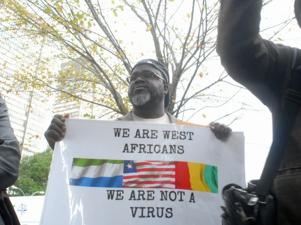 Demonstrators rallied in Manhattan at the United Nations.