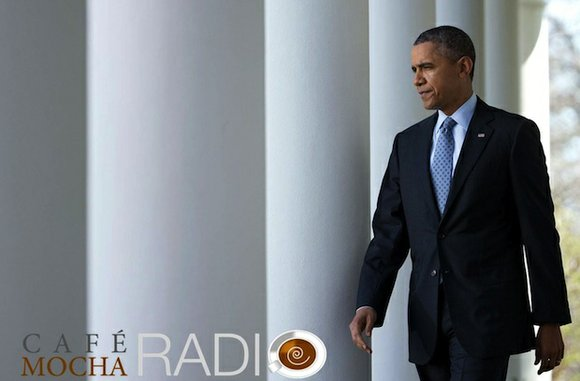 President Barack Obama will join Café Mocha Radio Show hosts Loni Love, Mc Lyte and Angelique Perrin this weekend (Nov. ...