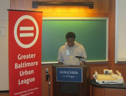 The Greater Baltimore Urban League (GBUL) began the second year of its Saturday Leadership Program (SLP) on September 20, 2014. ...