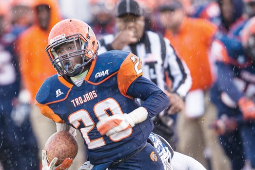 If you're a CIAA football fan in Virginia, this is as good as it gets: Virginia State at Virginia Union ...