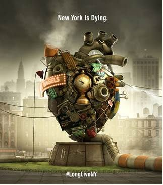 The New York Organ Donor Network hopes to get more people to become organ donors with its latest campaign.