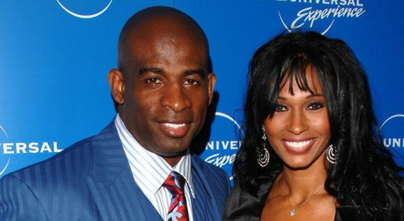 Pilar Sanders used Twitter to blast her ex-husband Deion over the weekend for calling the police when she tried to ...