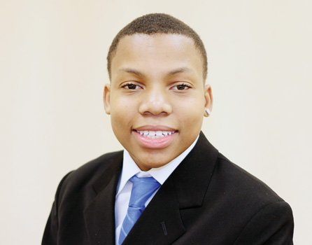 True or false: You have to be a grown-up to make a difference. That's false, says 14-year-old Jordan Randolph Pearson. ...