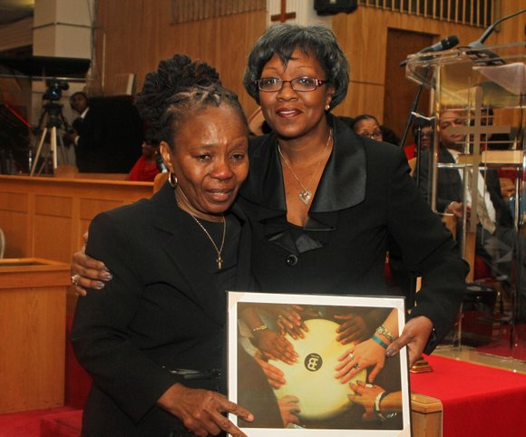 Sunday, Nov. 2, there was a great celebration at First Baptist Church of Crown Heights as Minister Marilyn Ava Jolley ...