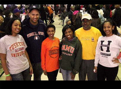 The New York Urban League hosted its 29th Historically Black Colleges and Universities Fair Saturday at Riverbank State Park.