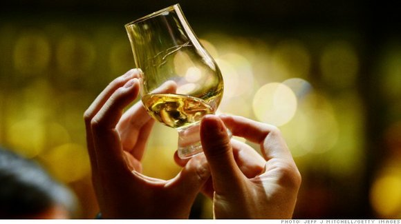 Since the first whiskey index was formed six years ago, top single malts have risen in value by more than ...
