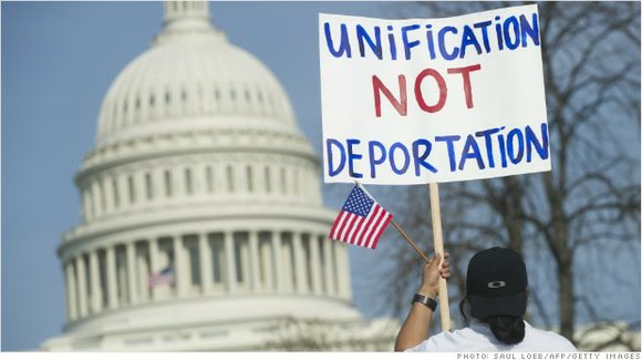 All Democrats voted against the measure because they oppose immigration-related amendments added to the bill when it cleared the GOP-controlled ...